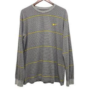 Nike The Athletic Dept Long Sleeve Cotton Shirt XL